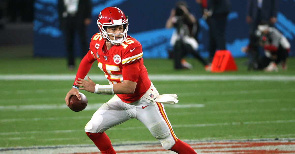 Quarterback Patrick Mahomes Joins Gronk in NFL Blitz of NFT Mania