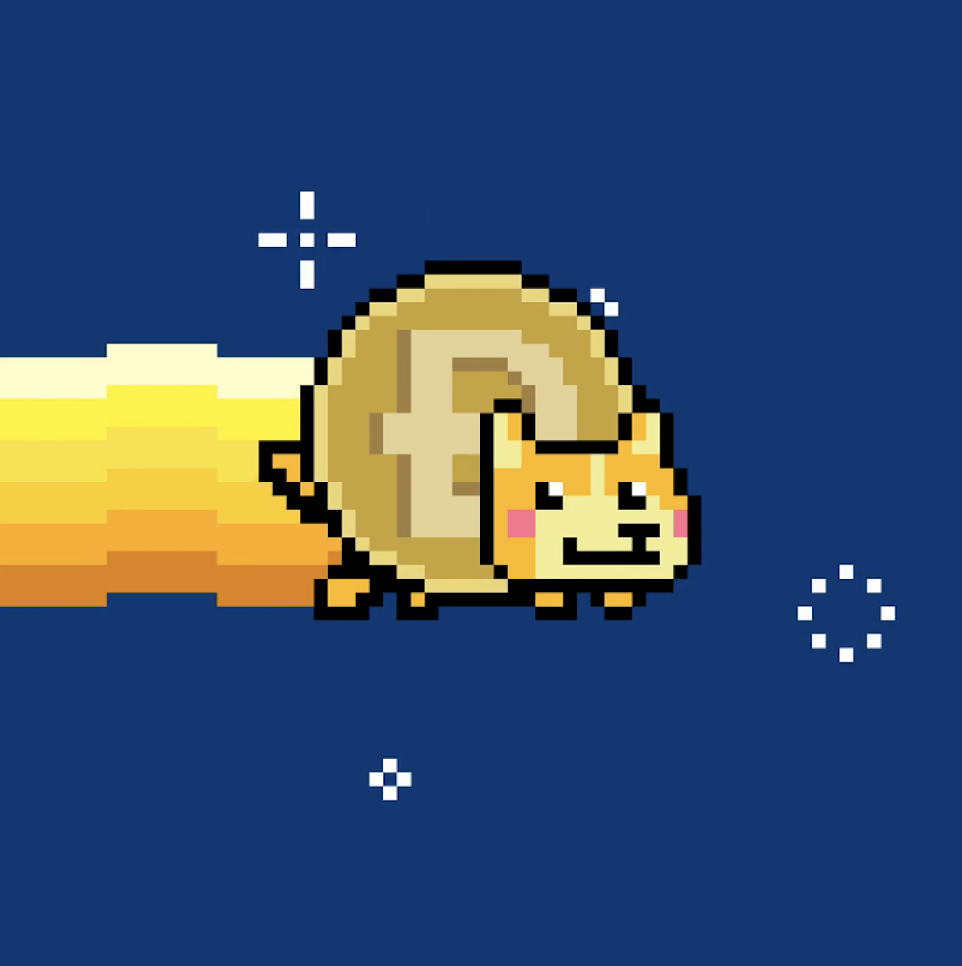 Nyan Dogecoin NFT Fetches $69K in ETH