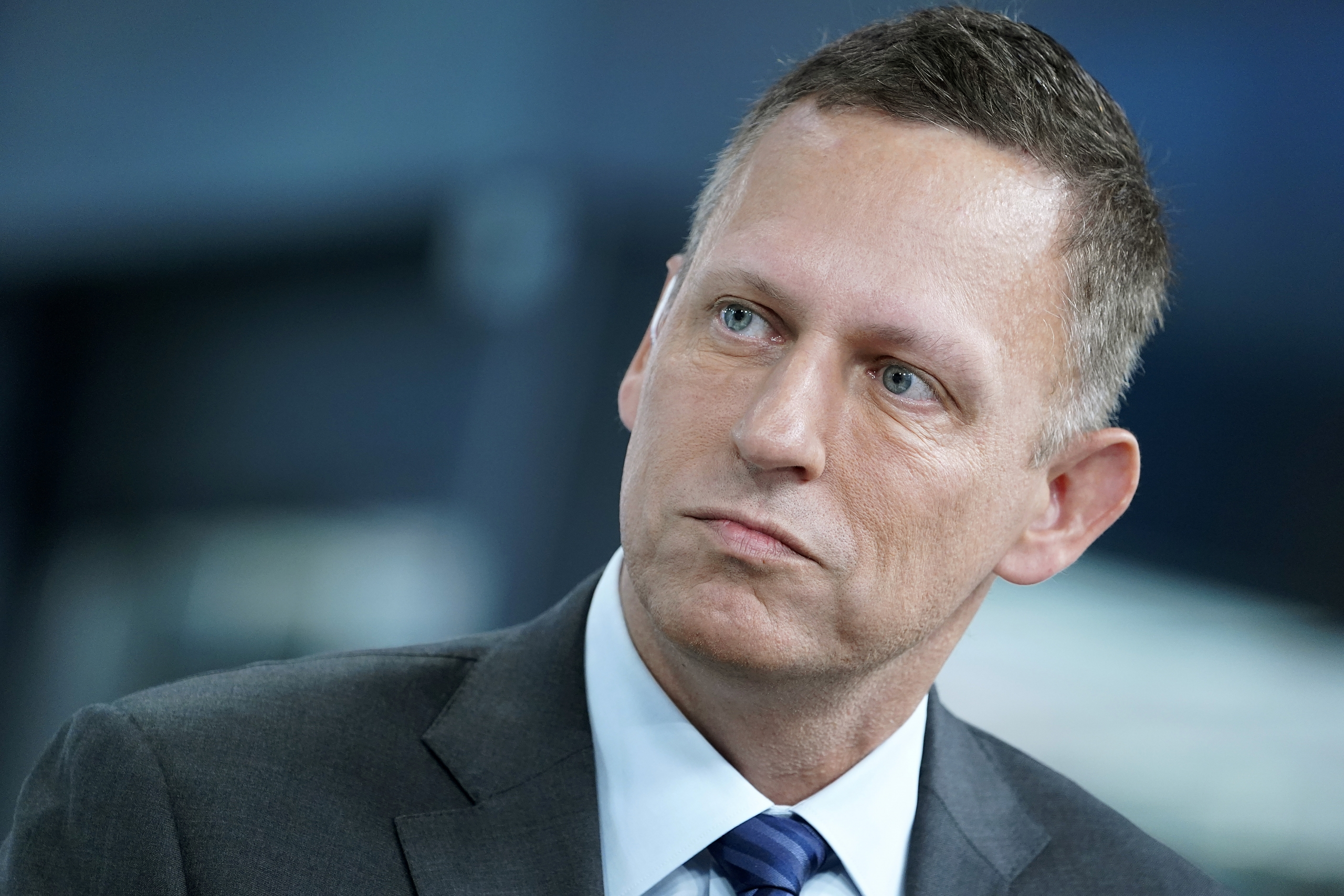 SoftBank to Invest $75M in Peter Thiel-Backed Crypto Exchange Bullish