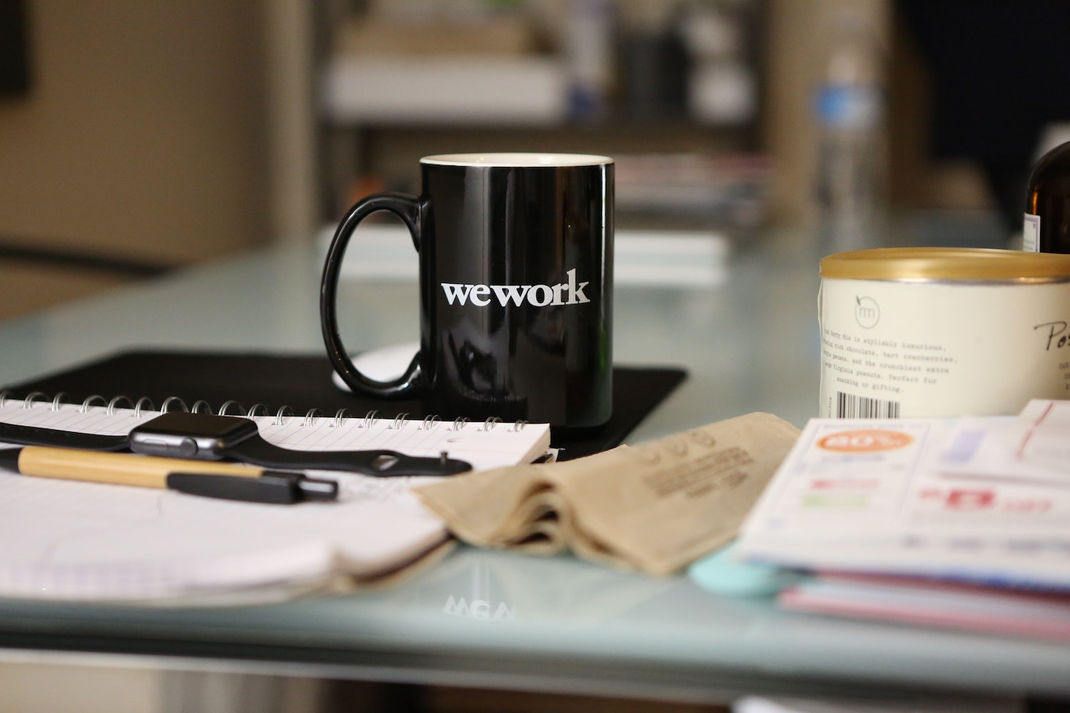 WeWork Now Accepting Crypto as a Form of Payment