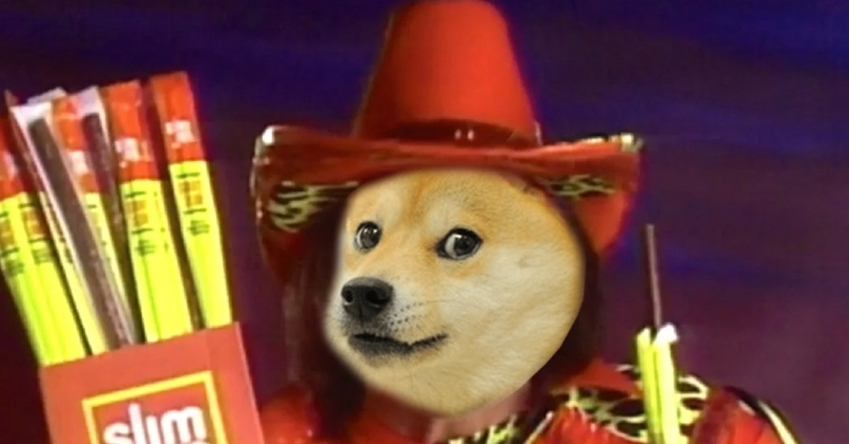 Much Wow: Slim Jim Has a Dogecoin Strategy. News of It ...