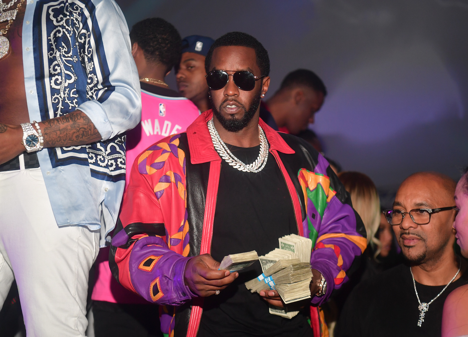 Diddy, Haddish, Durant Revealed as Investors in Crypto-Powered Banking App Eco