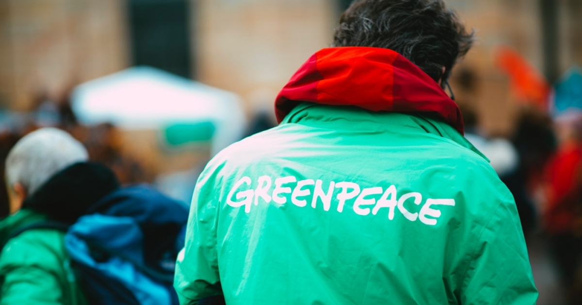 Greenpeace Stops Accepting Bitcoin Donations, Cites High Energy Use -  CoinDesk