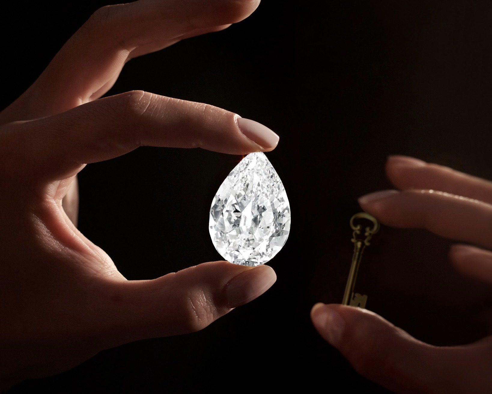 Sotheby's to Accept Crypto for Rare 100-Carat Diamond in Upcoming Auction