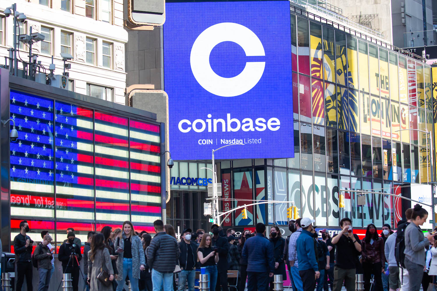 Coinbase COIN Stock Hit With 'Sell' Rating by Investment Bank Raymond James