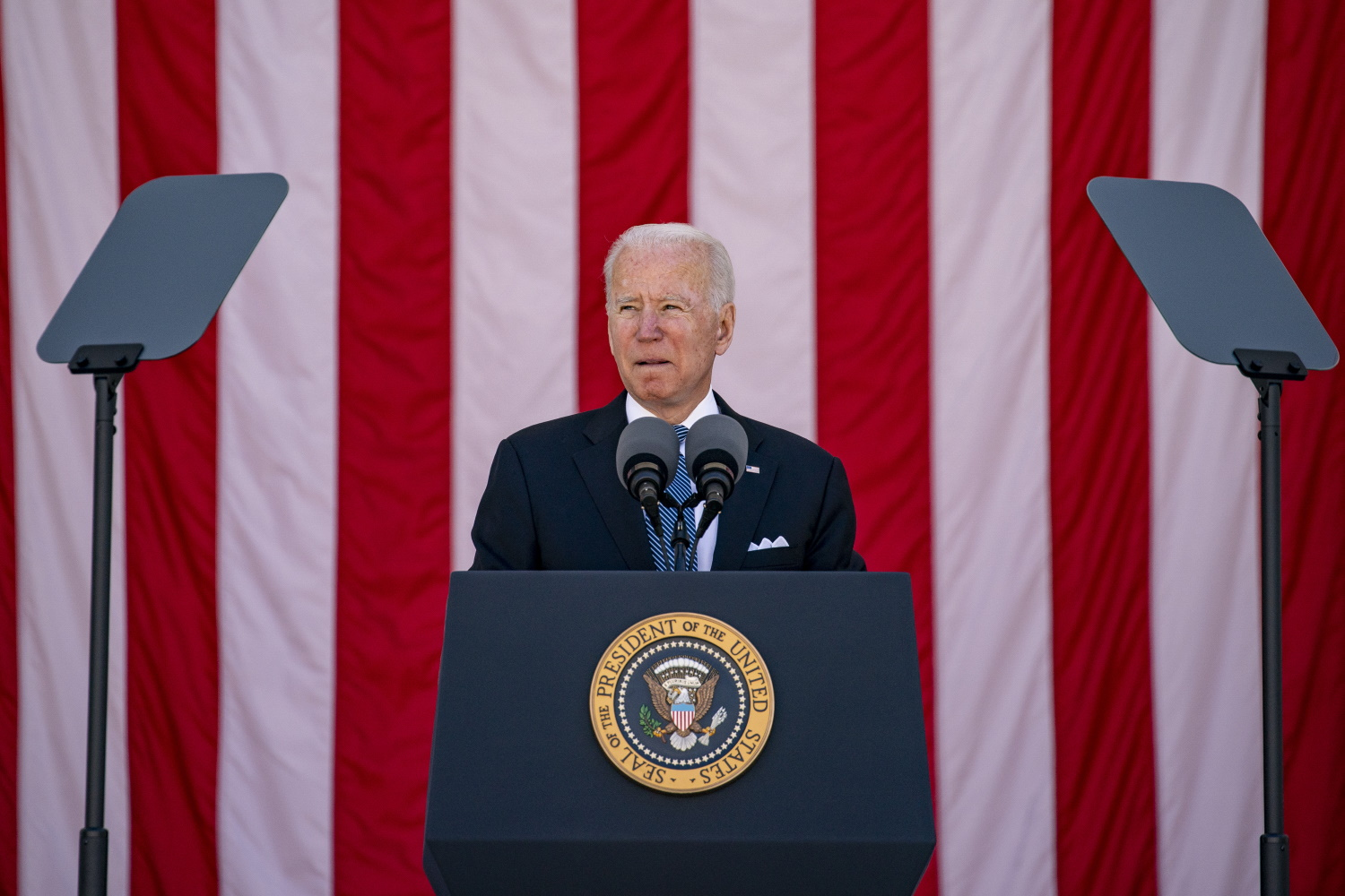 Biden Administration to Probe Crypto Use in Ransomware Attacks