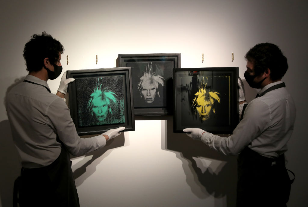Binance NFT Marketplace to Launch With Warhol, Dali Collection