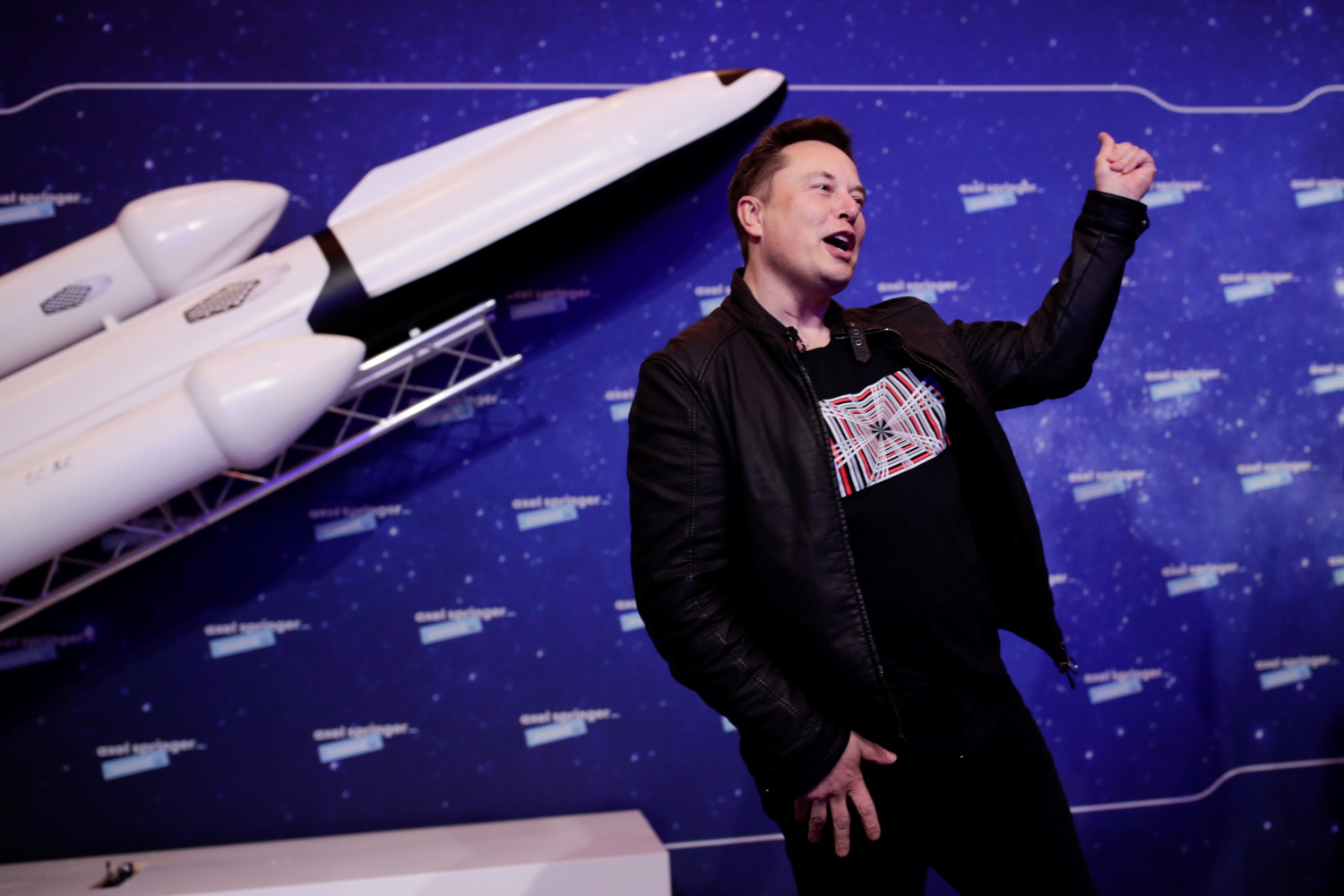 Elon Musk Says SpaceX Holds Bitcoin at 'B Word' Conference