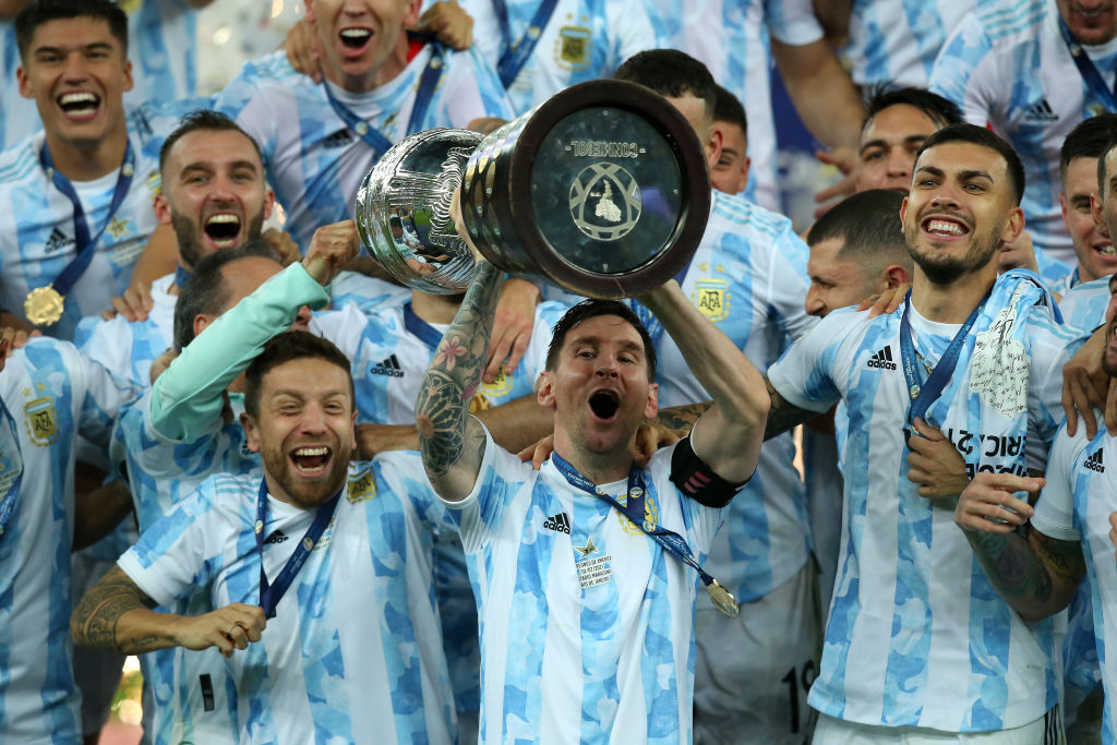Soccer's Copa America Trophy to Be Minted as NFT
