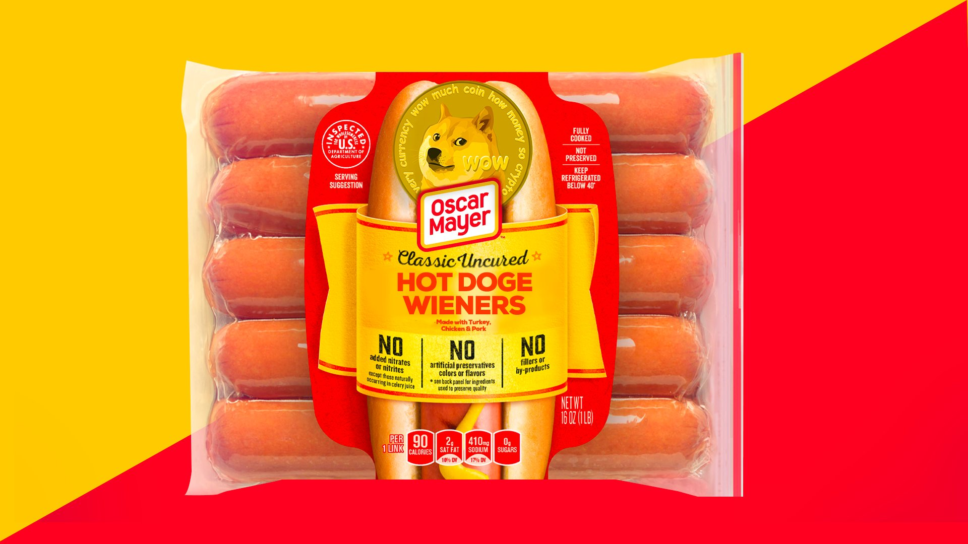Much Wow on a Bun! Oscar Mayer's Hot Doge Wieners Auction Closes at $15K