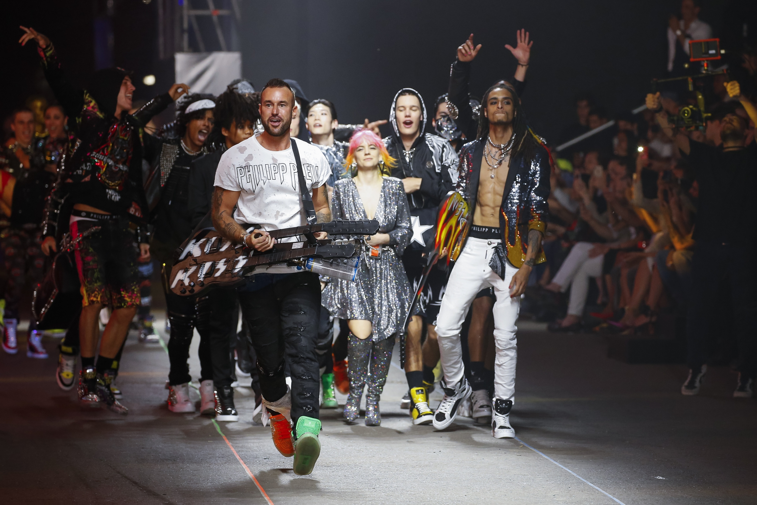 Philipp Plein Becomes First Major Fashion Brand to Accept Crypto Payments