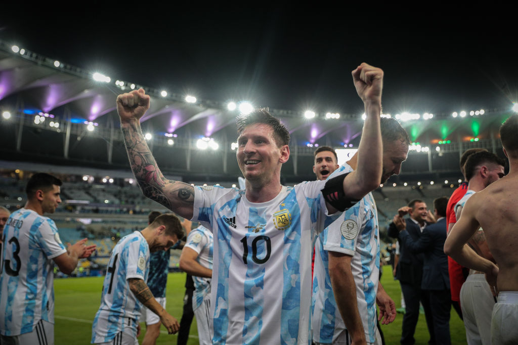 Lionel Messi NFT Collection Set for Launch