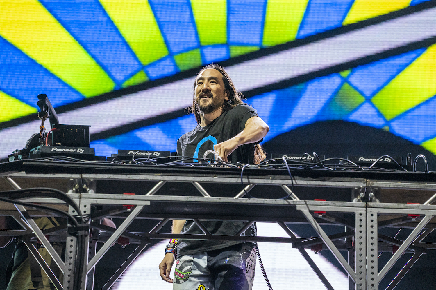 Steve Aoki Has Secured Funding to Pilot His NFT TV Show