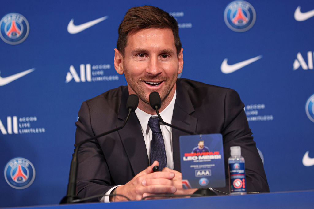 Lionel Messi's Paris St. Germain Transfer Included Crypto Fan Tokens: Report